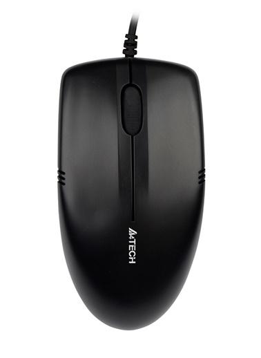 A4 TECH OP-530NU V-TRACK Optik Usb Mouse Siyah